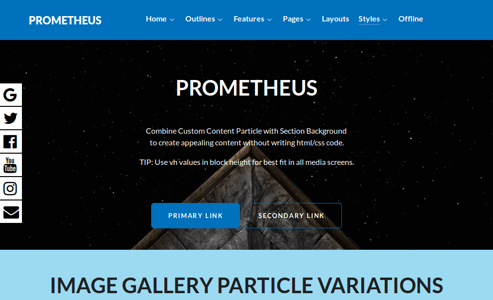 prometheus template preview