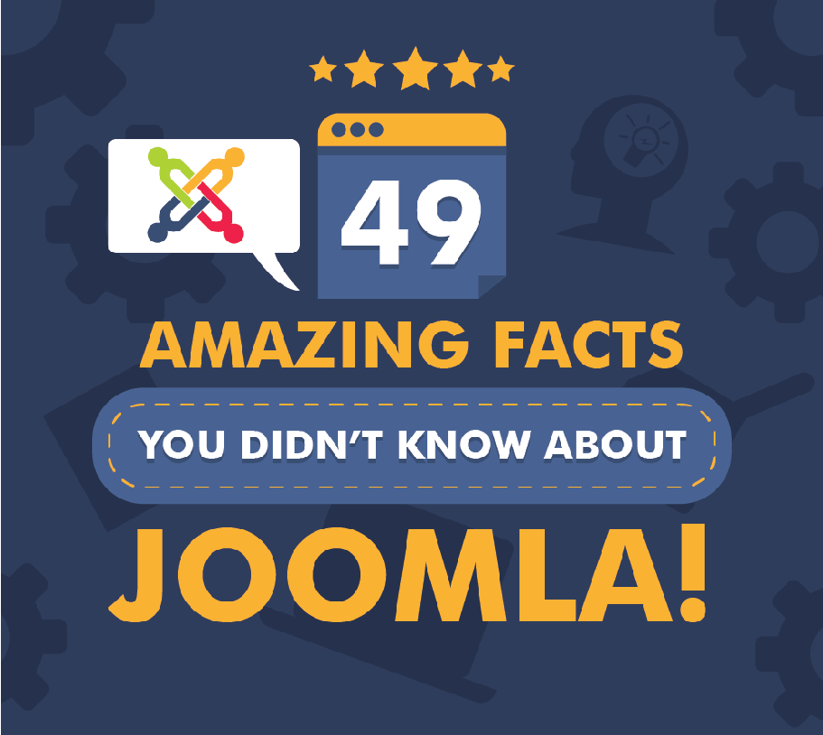 49 facts about joomla